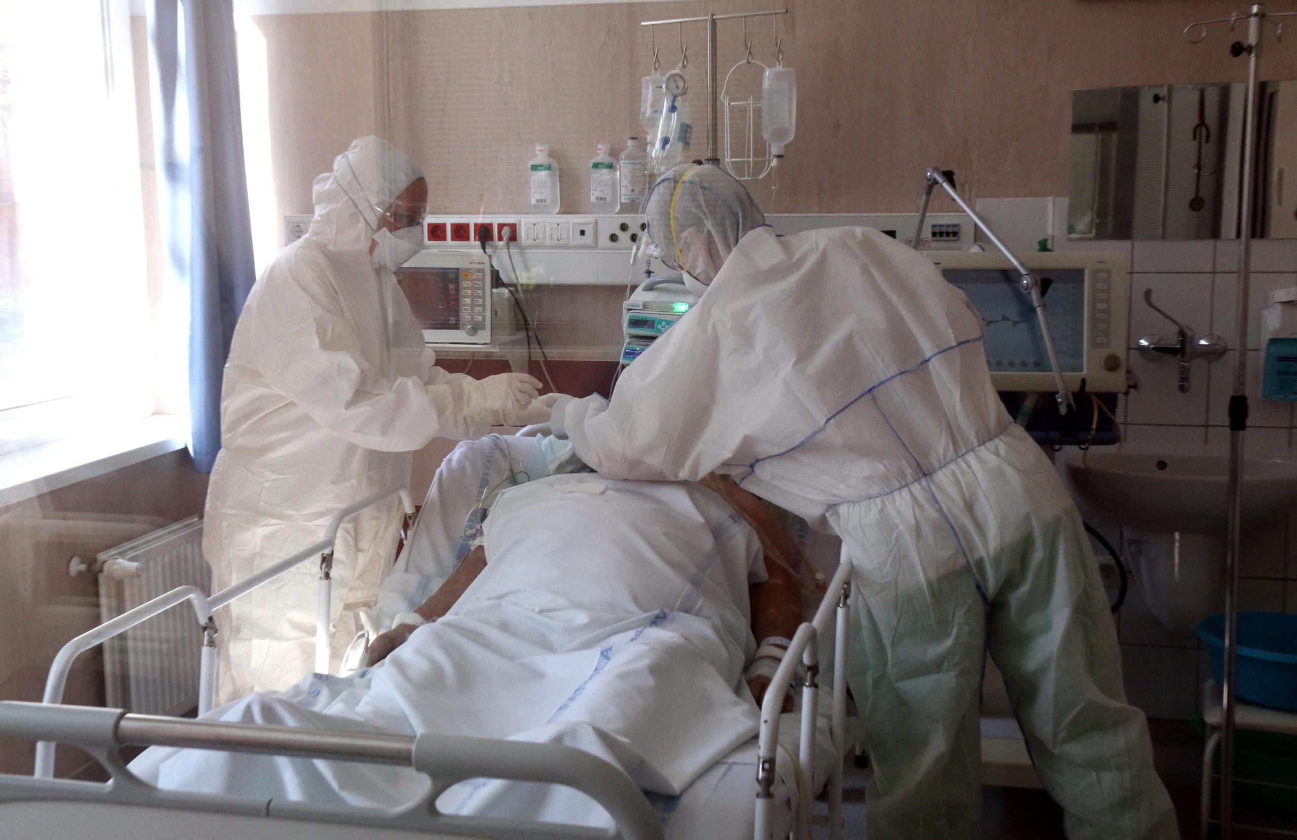 baktériumok a kórházban